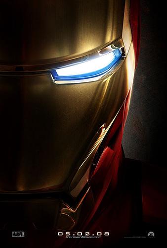 Nuevo póster de Iron Man!